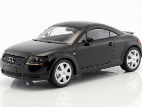 Audi TT Coupe year 1998 black 1:18 Minichamps