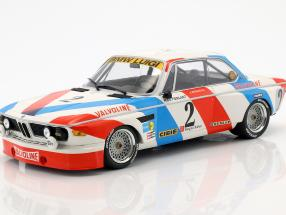 BMW 3.0 CSL #2 Winner 24h Spa 1975 De Fierlant, Xhenceval 1:18 Minichamps