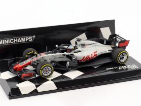 Romain Grosjean Haas VF-18 #8 Formel 1 2018 1:43 Minichamps