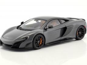 McLaren 675LT Baujahr 2016 chicane grau 1:18 AUTOart