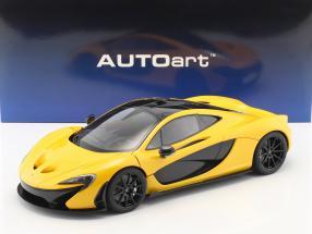 McLaren P1 year 2013 volcano yellow 1:12 AUTOart