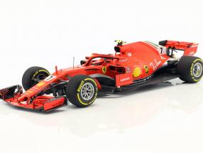 Kimi Räikkönen Ferrari SF71H #7 3rd Australien GP Formel 1 2018 1:18 BBR