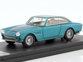 Ferrari 330 GT 2+2 S/N 7161 GT Personal Car Enzo Ferrari Baujahr 1965 blau metallic 1:43 BBR