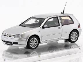 Volkswagen VW Golf GTi 25th Anniversary 2002 reflex silver 1:43 DNA Collectibles