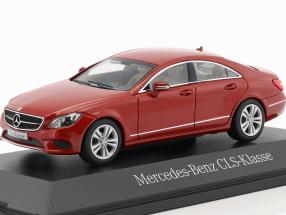 Mercedes-Benz CLS-Class (C218) hyazinth red metallic 1:43 Norev
