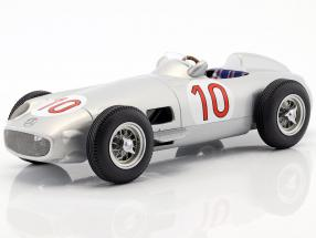 J.M. Fangio Mercedes-Benz W196 #10 Winner Belgien GP World Champion Formel 1 1955 1:18 iScale