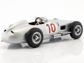 J.M. Fangio Mercedes-Benz W196 #10 Winner Belgien GP World Champion Formel 1 1955 1:18 iScale