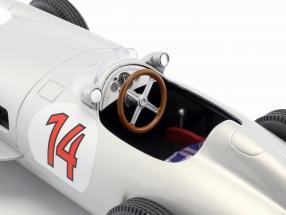 Stirling Moss Mercedes-Benz W196 #14 2nd Belgien GP Formel 1 1955