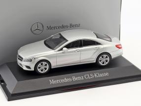 Mercedes-Benz CLS-Klasse (C218) Iridium Silver 1:43 Norev