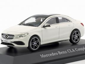 Mercedes-Benz CLA Coupe (C117) cirrus white 1:43 Kyosho