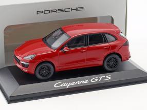 Porsche Cayenne GTS red 1:43 Minichamps