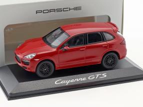 Porsche Cayenne GTS rot / red 1:43 Minichamps