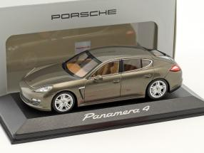 Porsche Panamera 4 topas brown metallic 1:43 Minichamps