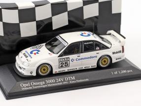K. Niedzwiedz Opel Omega 3000 24V DTM 1991 1:43 Minichamps