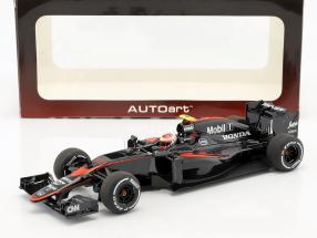 Jenson Button McLaren MP4-30 #22 Spain GP formula 1 2015 1:18 AUTOart