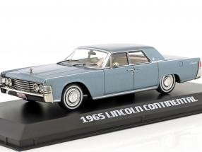 Lincoln Continental year 1965 madison grey 1:43 Greenlight