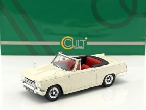 Triumph Vitesse MK2 DHC year 1962-1968 white 1:18 Cult Scale