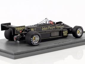 Nigel Mansell Lotus 87 #12 Las Vegas GP Formel 1 1981