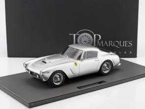 Ferrari 250 GT SWB Berlinetta Baujahr 1959 silber 1:12 TopMarques