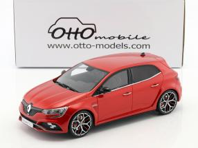 Renault Megane R.S. Trophy Baujahr 2018 flammenrot metallic 1:18 OttOmobile