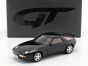Porsche 928 GTS Baujahr 1992 schwarz 1:18 GT-Spirit