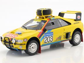 Peugeot 405 T16 Grand Raid #203 Winner Rally Dakar 1990 Vatanen, Berglund 1:18 OttOmobile