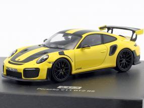 Porsche 2-Car Set 911 GT3 RS & 911 GT2 RS Rekordrunde Nürburgring Nordschleife 1:43 Minichamps
