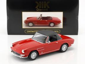 Ferrari 275 GTS Pininfarina Spyder with alloy rims year 1964 red 1:18 KK-Scale