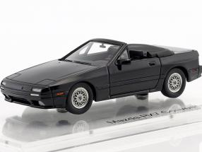Mazda RX-7 Cabriolet year (1989–1991) black 1:43 DNA Collectibles