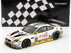 BMW M6 GT3 ROWE Racing #99 Winner 24h Spa 2016 Martin, Eng, Sims 1:18 Minichamps