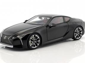 Lexus LC 500 year 2017 black 1:18 AUTOart