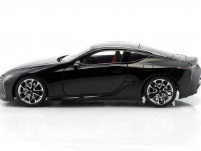 Lexus LC 500 Baujahr 2017 schwarz