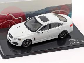 Jaguar XFR polar white 1:43 Ixo