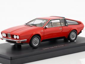 BMW 528 GT Frua year 1976 red 1:43 AutoCult