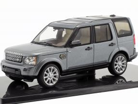Land Rover Range Rover Discovery 4 indus silber 1:43 Ixo