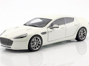 Aston Martin Rapide S Baujahr 2015 stratos weiß 1:18 AUTOart