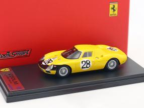 Ferrari 250 LM #28 24h LeMans 1966 Gosselin, de Keyn 1:43 LookSmart
