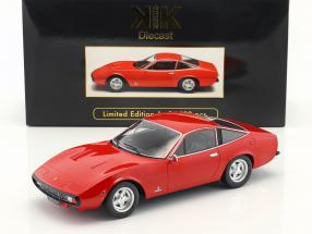 Ferrari 365 GTC/4 year 1971 red 1:18 KK-Scale