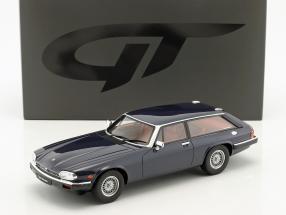 Jaguar XJS Lynx Eventer Baujahr 1983 westminster blau 1:18 GT-Spirit