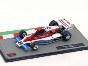 John Watson Penske PC04 #28 Formel 1 1976 1:43 Altaya
