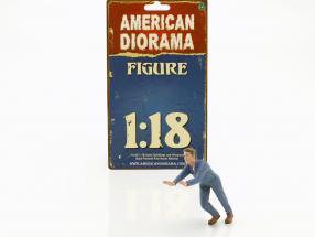 Mechaniker Darwin Figur 1:18 American Diorama