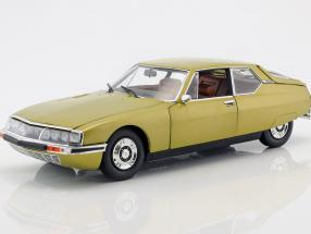 Citroen SM year 1971 Golden Leaf 1:18 Norev