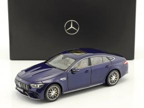Mercedes-Benz AMG GT 63 S 4MATIC  (X290) Baujahr 2018 brilliant blau 1:18 norev