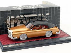 Mohs Ostentatienne Opera Limousine Baujahr 1967 schwarz / gold 1:43 Matrix