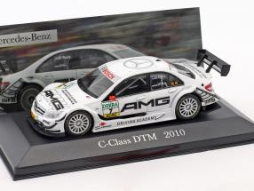 Mercedes-Benz AMG C-Klasse #7 DTM Winner 2010 Paul di Resta 1:43 Ixo Altaya