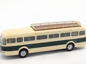 Renault R 4192 Bus Frankreich Baujahr 1954 beige / grün 1:43 Altaya