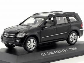 Mercedes-Benz GL 500 4Matic X164 Year 2006 black 1:43 Altaya