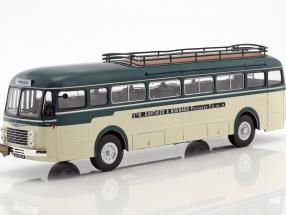 Renault R 4192 Gonthier & Nouhaud Bus Frankreich Baujahr 1952 grün / weiß 1:43 Altaya