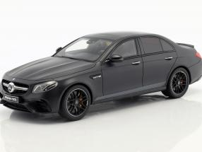 Mercedes-Benz AMG E 63 S 4Matic  Edition 1 Baujahr 2016 designo night black magno 1:18 GT Spirit