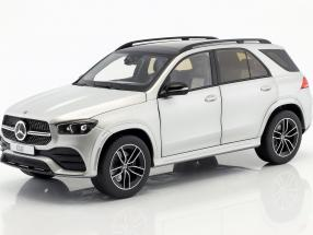 Mercedes-Benz GLE (V167) Baujahr 2018 iridium silber 1:18 Norev